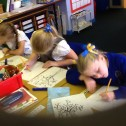 Back to school and working hard in Y2…