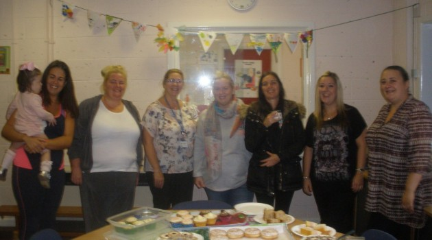 Macmillan Coffee Morning – 25th September 2015