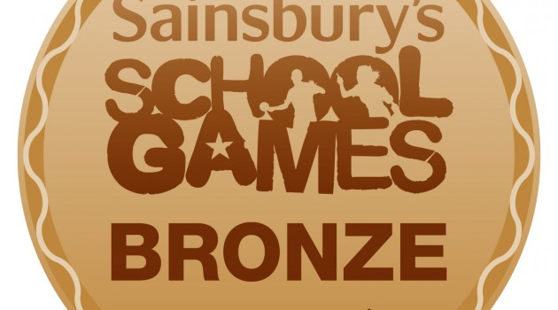 Sainsbury's School Games Award