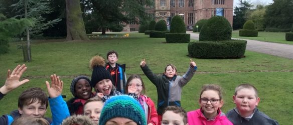 Great time at Condover