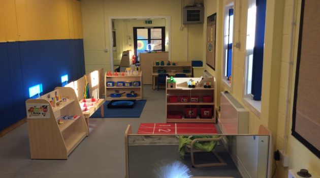 Established NURSERY Provision at St Brigid's