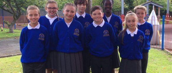 Meet the new Pupil Leadership Team