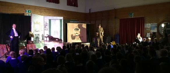 Theatre Group Performance: WWI